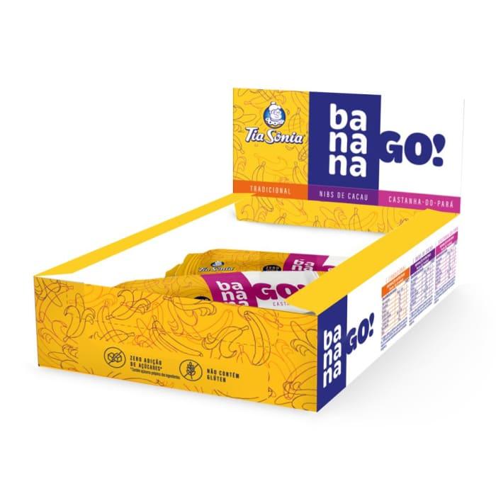 caixa de barras de cereal nibs de cacau 15 unidades