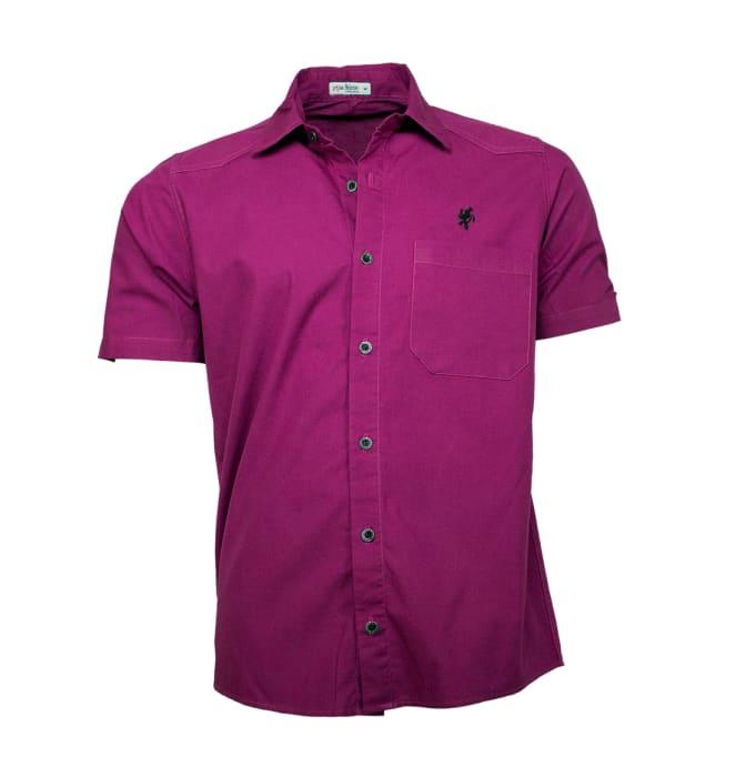 camisa-sarja-masculina-manga-curta-uva