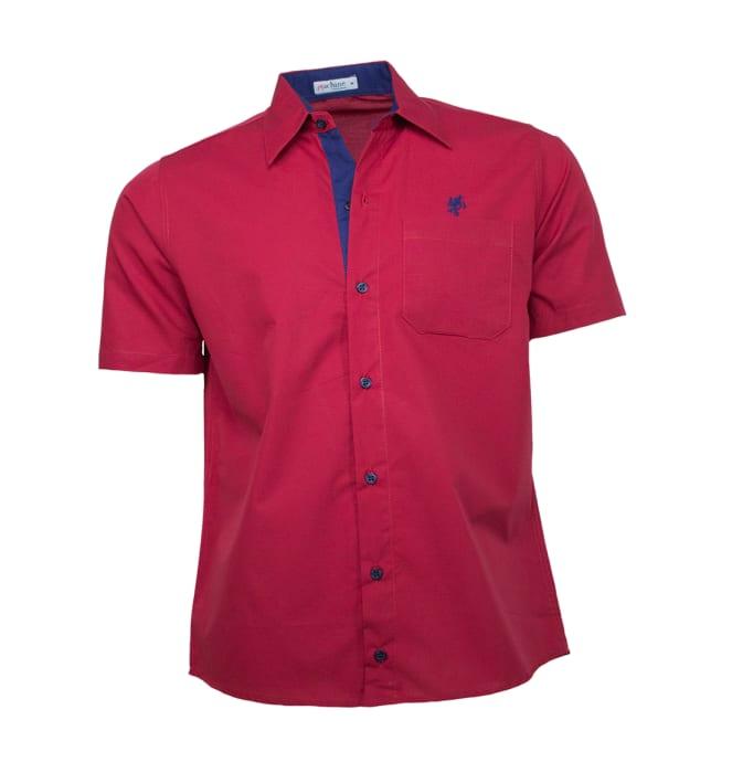 camisa-masculina-manga-curta-cereja