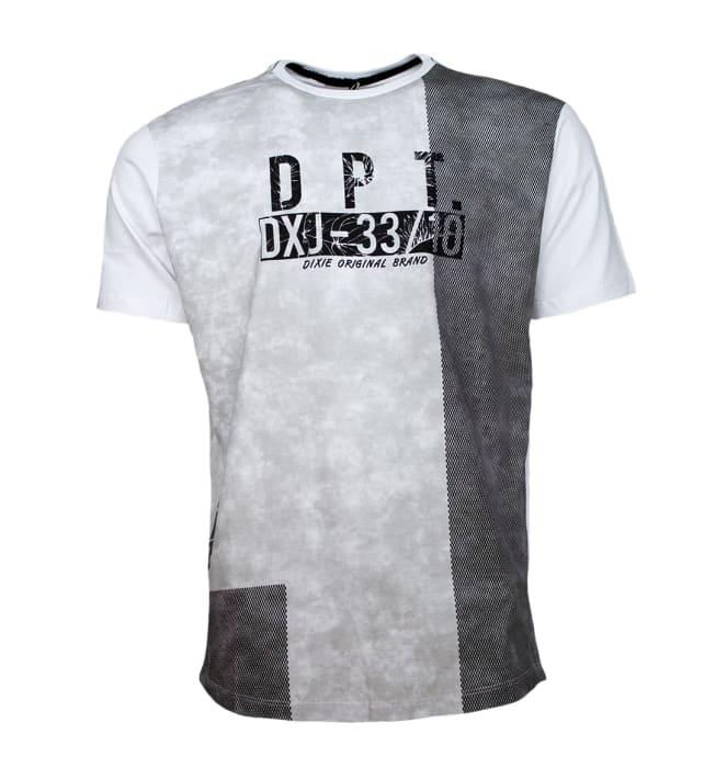 camiseta-DPT-frente-cinza-branca-dixie