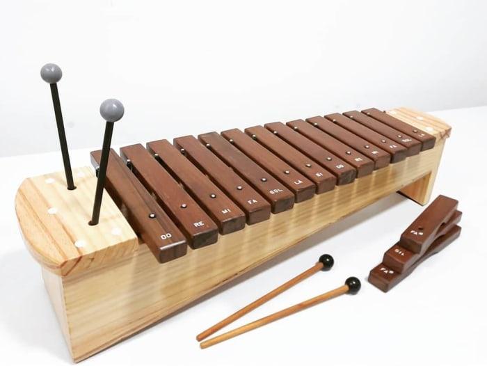 Xilofone Orff Soprano