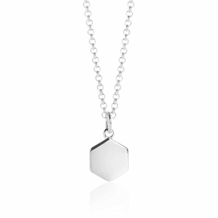 colar-hexagono-prata-950