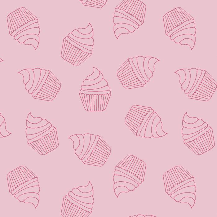 14513 - Contorno de Cupcakes Rosa-1000x1000