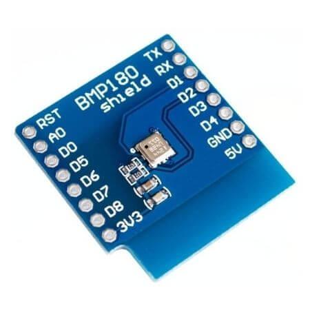 Shield de sensor de pressão barométrica digital BMP180 (1)