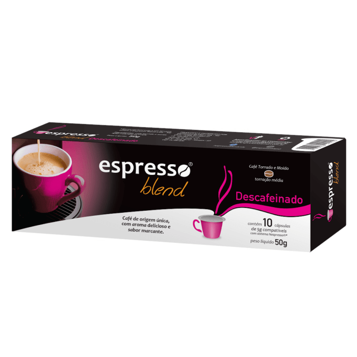 capsulas-cafe-compativel-nespresso-Espresso-Blend-Descafeinado