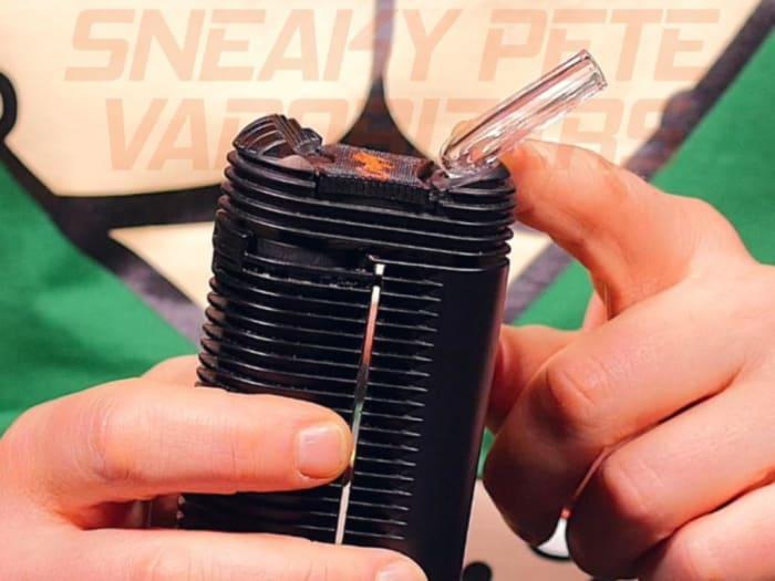 Bocal de Vidro - Vaporizador Mighty/Crafty - CFX (0)