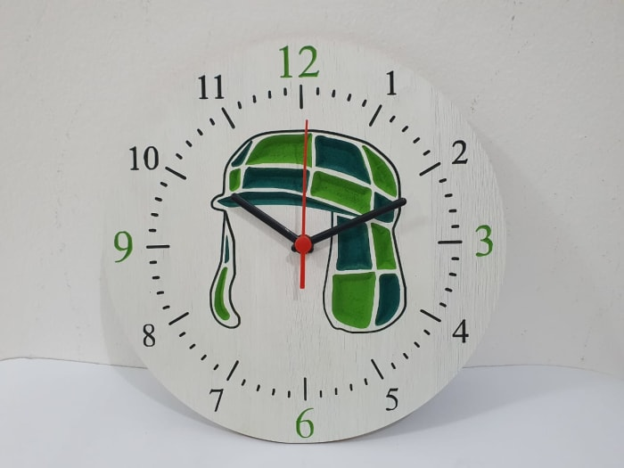 Relógio Decorativo do Chaves (big)