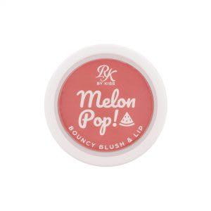 RK By Kiss Blush Lip Bouncy Melon Pop - Rosy Pop - 3g (big)