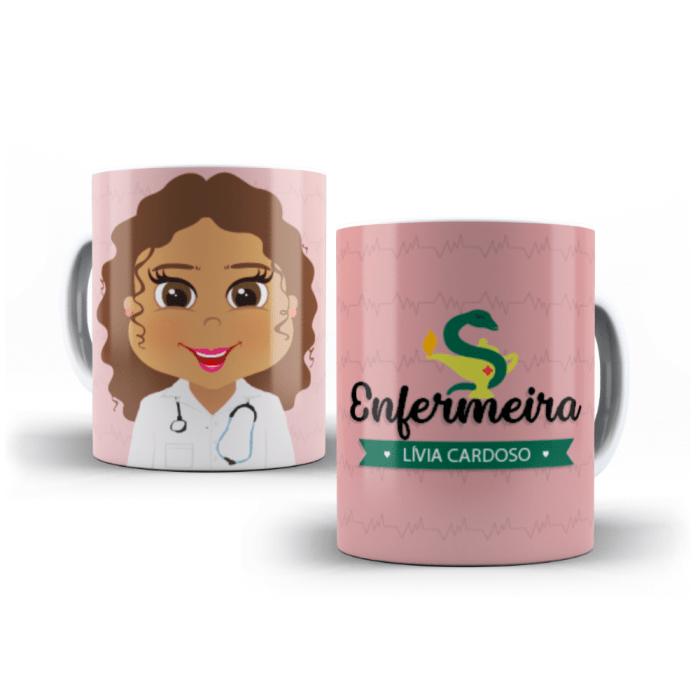 Caneca-Enfermeira