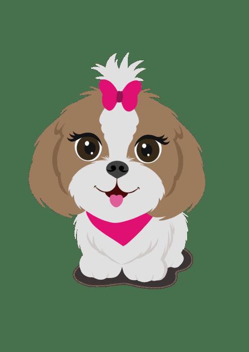 Mascote Fofurinha Pet
