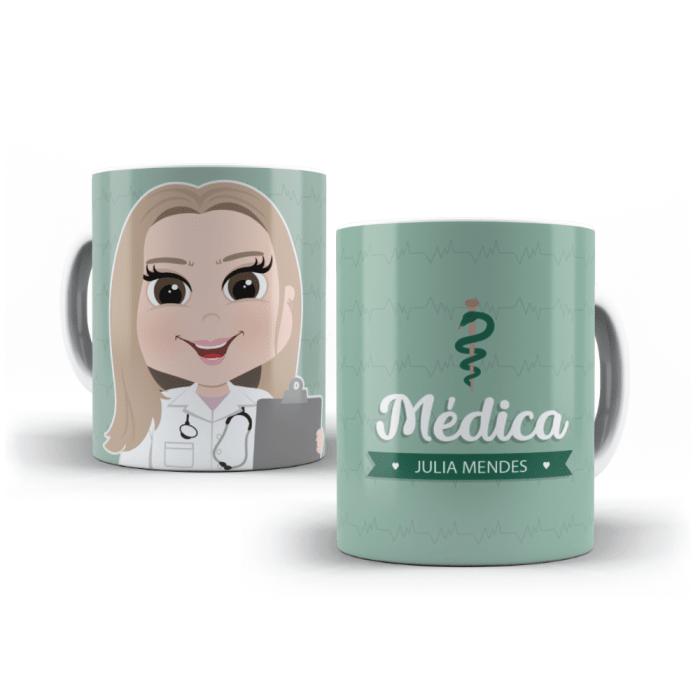 Caneca-Médica