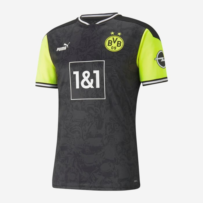 NeonGelb-Camisa-retro-do-Borussia-Dortmund-Anos-90-2021-PUMA-kit-1