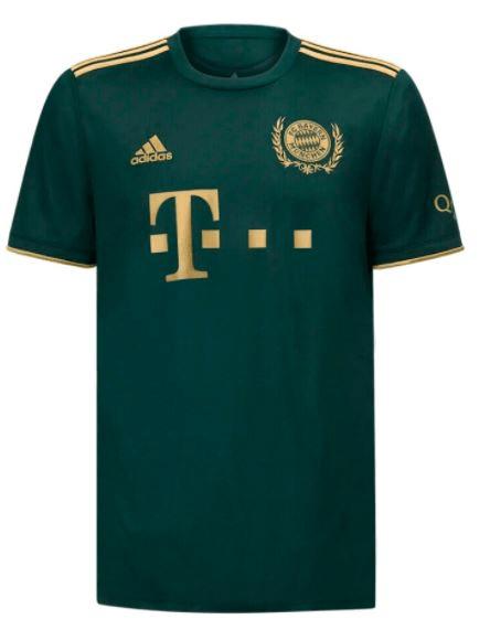 Camisa Bayern 2021