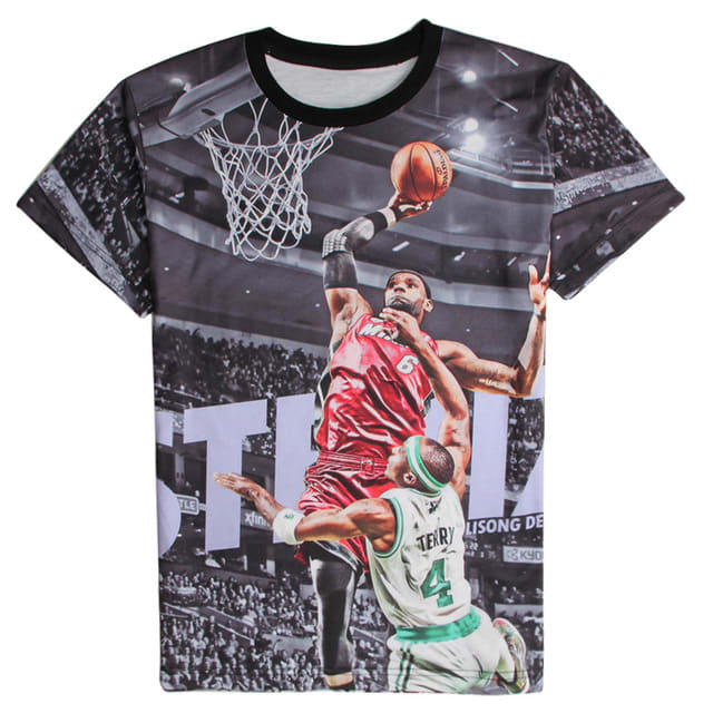 Camiseta Basketball (big)
