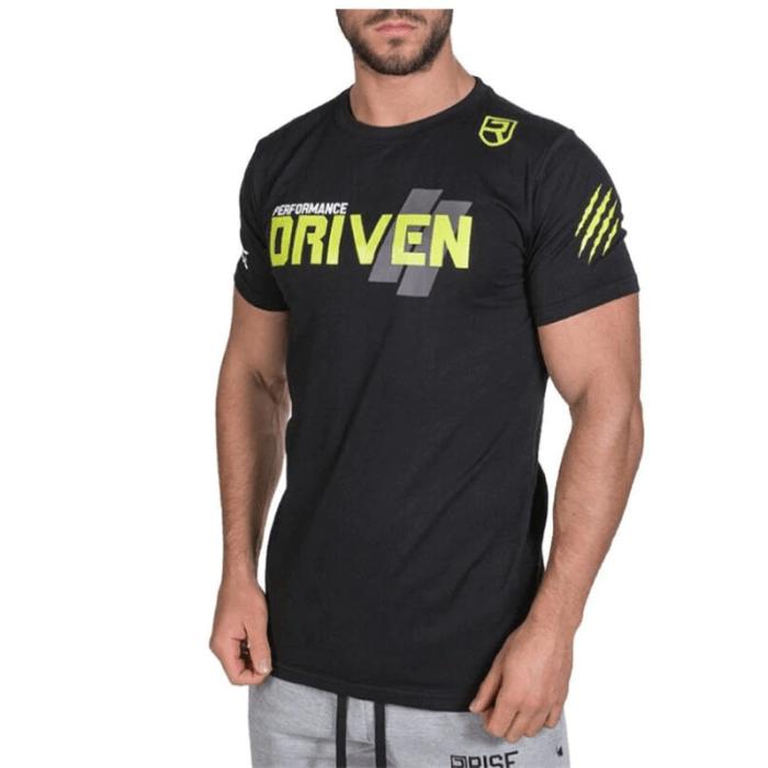 Camiseta Driven Preto (big)
