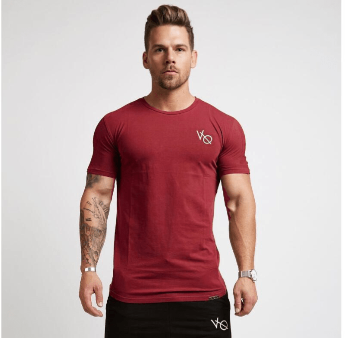 Camiseta Vanq Vermelho (big)