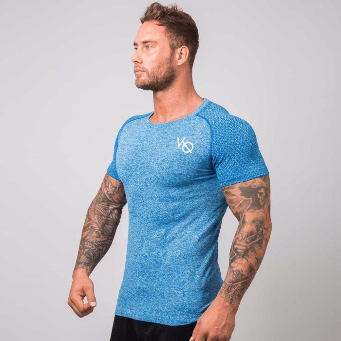 Camiseta Vq Azul (big)