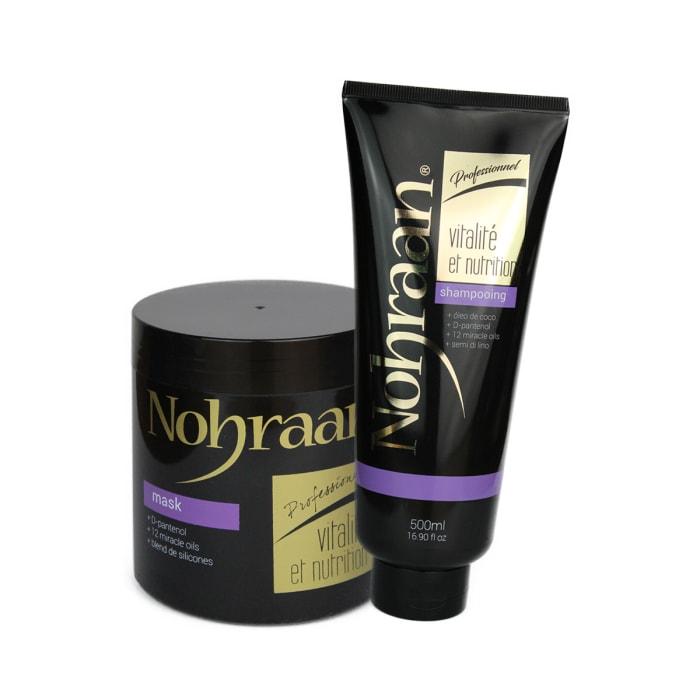 Kit Vitalite et Nutrition (Vitalidade e Nutrição) - Nohraan (big)