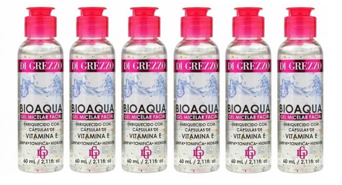 Kit c/6 Un - Bio Aqua Gel Micelar 60ml - Di grezzo (big)