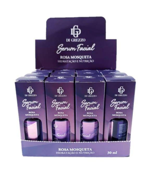 Box c/12 Un - Sérum Facial Rosa Mosqueta 30ml - Di Grezzo (big)