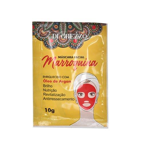 Sachê Máscara Facial Marroquina 10g - Di Grezzo (big)