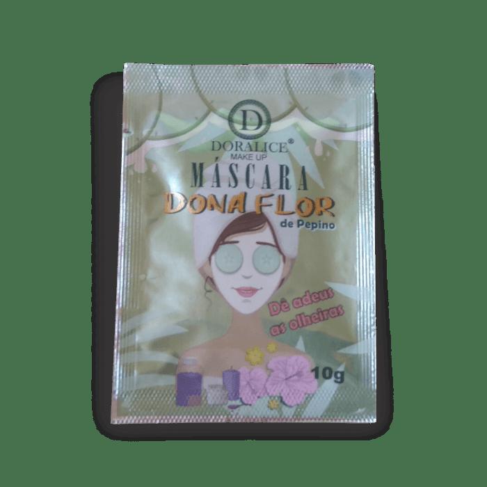 Sachê Máscara Facial Dona Flor de Pepino - Doralice - DL-0202 (big)