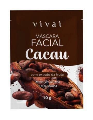 Sachê Máscara Facial Cacau - Vivai - 5044.2.1 (big)