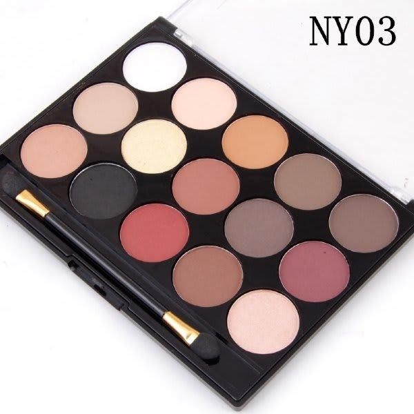 Paleta de Sombra 15 Cores - Miss Rôse - Ref. 7001-077NY3 (big)