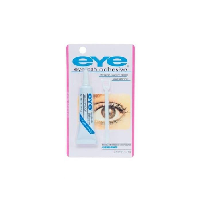 Cola Para Cílios Branca + Fixador Eye Adhesive (big)