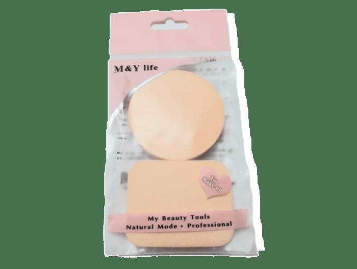 Kit c/12 Un - Esponja de Maquiagem - My Life - MY0232 (big)