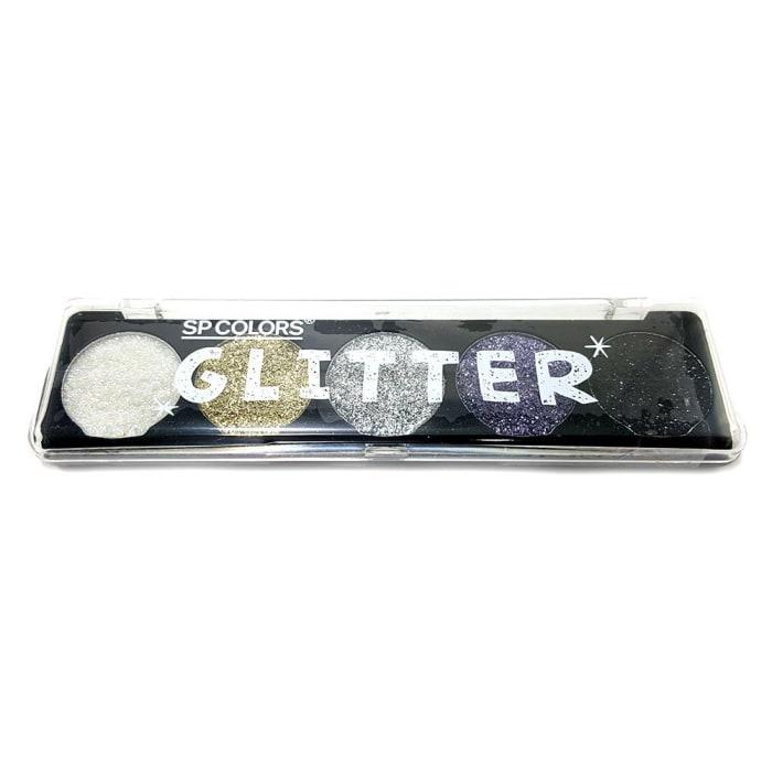 Paleta de Glitter Prensado SP Colors Versão C - SP188 - 1 Unidade (big)