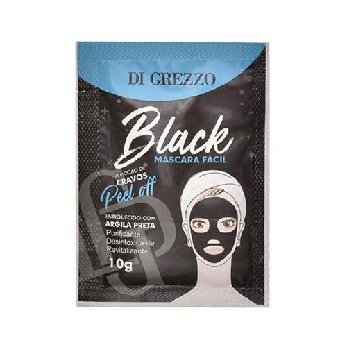 Sachê Máscara Facial Black 10g - Di Grezzo (big)