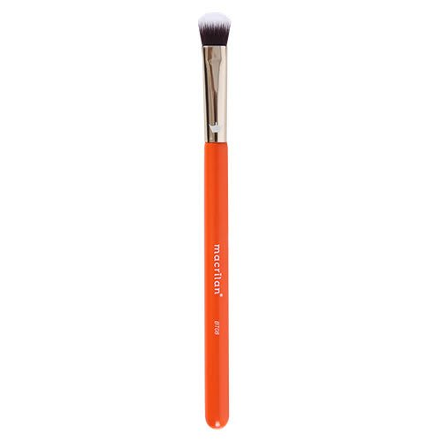 Kit c/6 Un - BT08 - Pincel Profissional Para Sombra - Linha Beauty Tools - Macrilan (big)