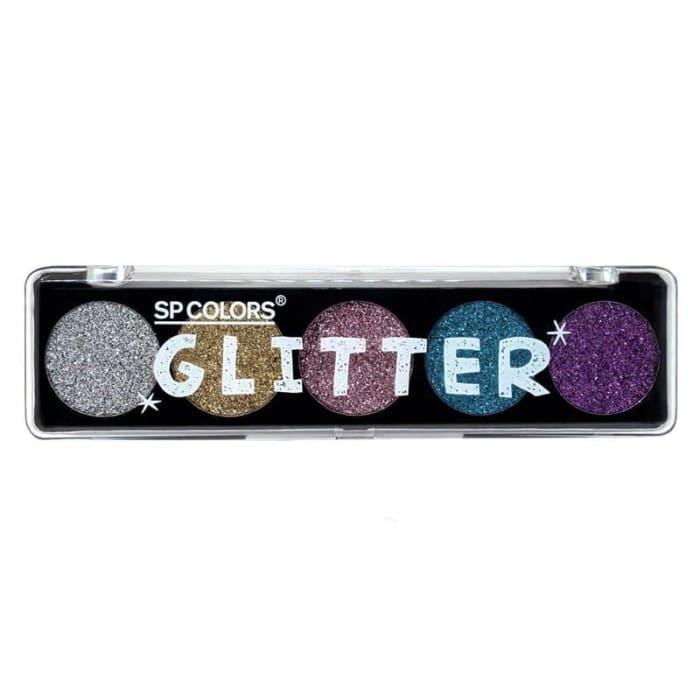 Paleta de Glitter Prensado SP Colors Versão A - SP188 - 1 Unidade (big)