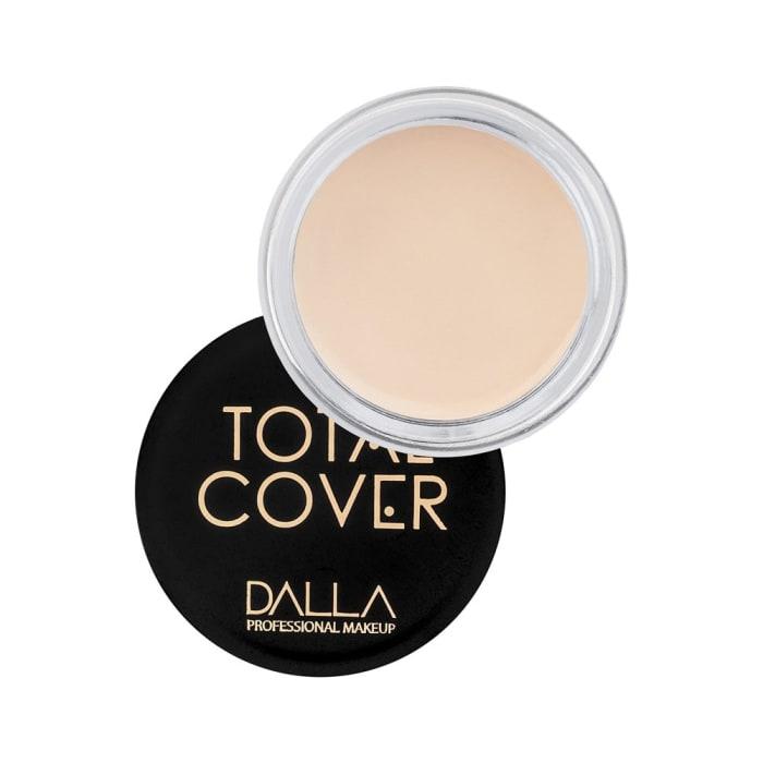 Corretivo Alta Cobertura Total Cover Cor 02 - Dalla Makeup (big)