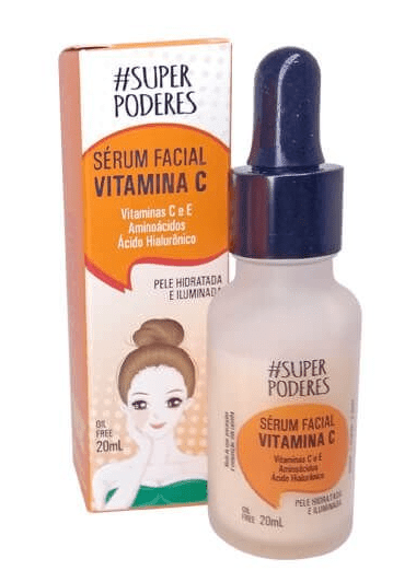 Kit c/6 Un - Sérum Facial Vitamina C #SuperPoderes - SFSP001 (big)