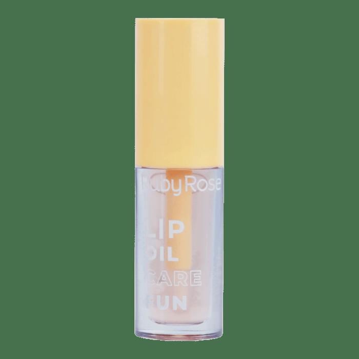 Lip Oil Care Fun Sorvete de Baunilha - Ruby Rose - HB559 (big)