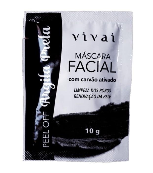 Sachê Máscara Facial Argila Preta - Vivai - 5049.2.1 (big)