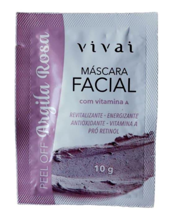 Sachê Máscara Facial Argila Rosa - Vivai - 5047.2.1 (big)