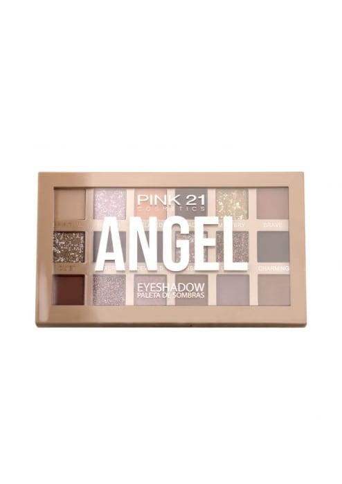 Paleta de Sombras Angel 18g/ Cor 1 Pink 21 - CS2729 (big)