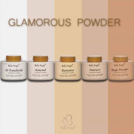 Pó Facial Glamorous Powder  Belle Angel - B076 (big)