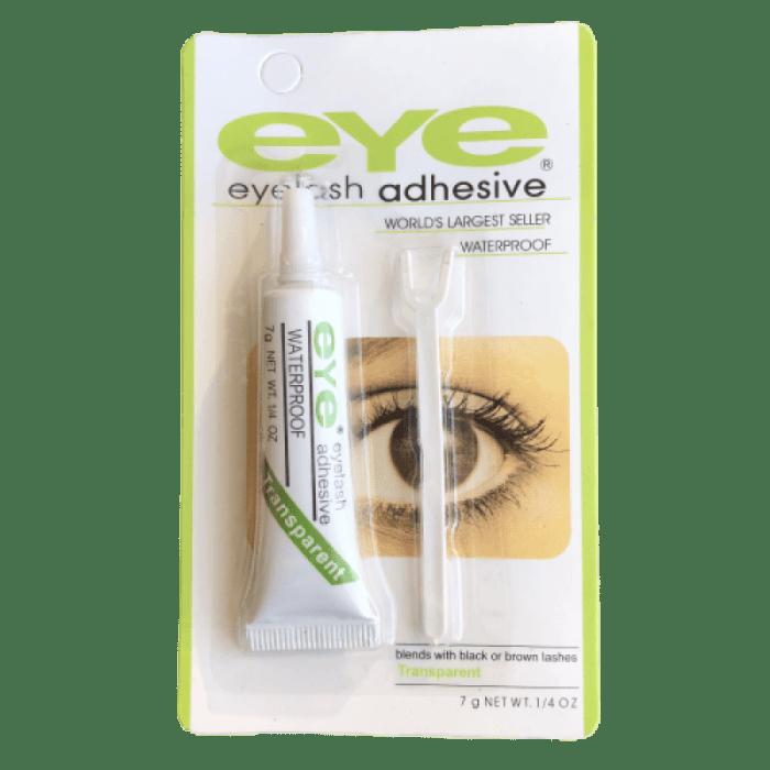 Cola Para Cílios Transparente + Fixador Eye Adhesive (big)