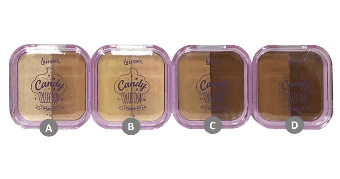 Corretivo Candy Coletion - Luisance - L670 (big)