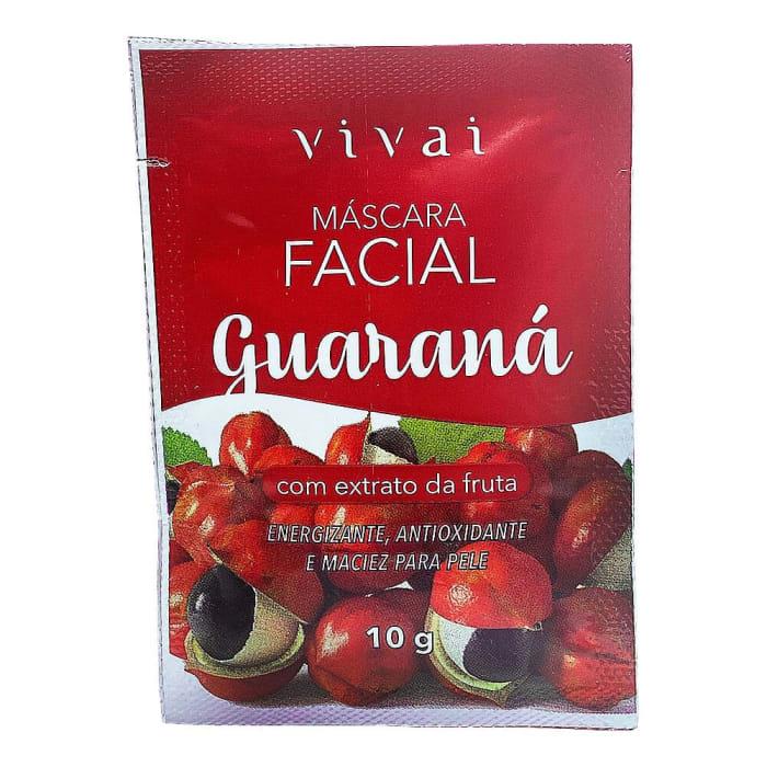 Sachê Máscara Facial de Guaraná - Vivai - 5039.2.1 (big)
