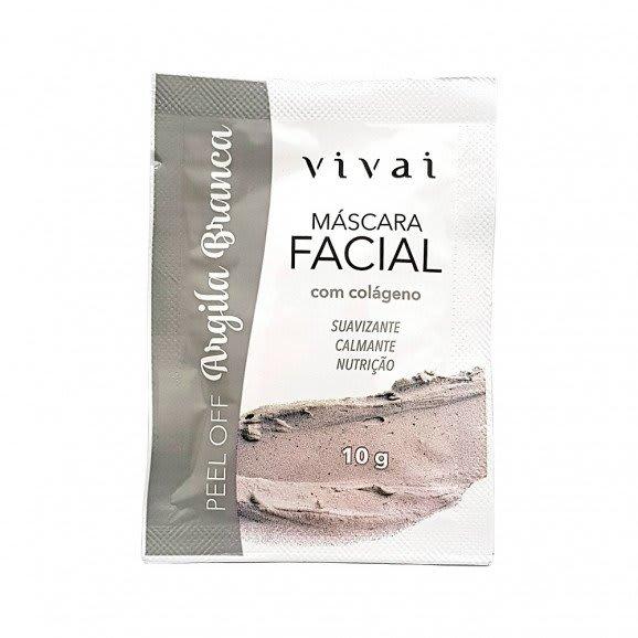 Sachê Máscara Facial Argila Branca - Vivai - 5048.2.1 (big)