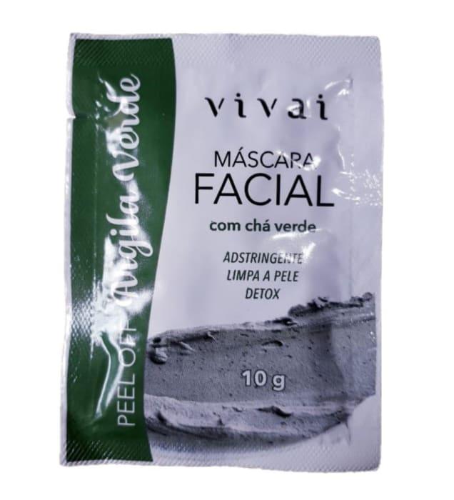 Sachê Máscara Facial Argila Verde - Vivai - 5046.2.1 (big)