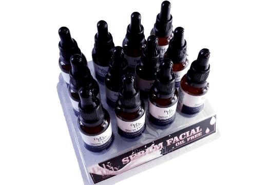 Box c/12 Un - Sérum Primer Hidratante Oil-Free - Regulador de Oleosidade - Dely Dely (big)