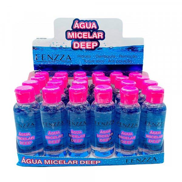 Box c/24 Un - Água Micelar Deep Fenzza 60ml - FZ51024 (big)