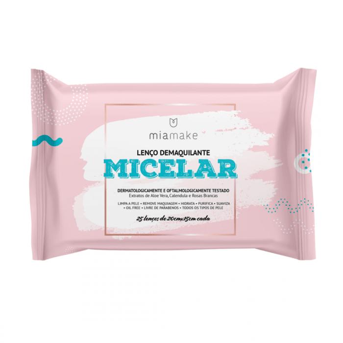 Lenço Demaquilante Micelar - Miamake - Cod.222 (big)