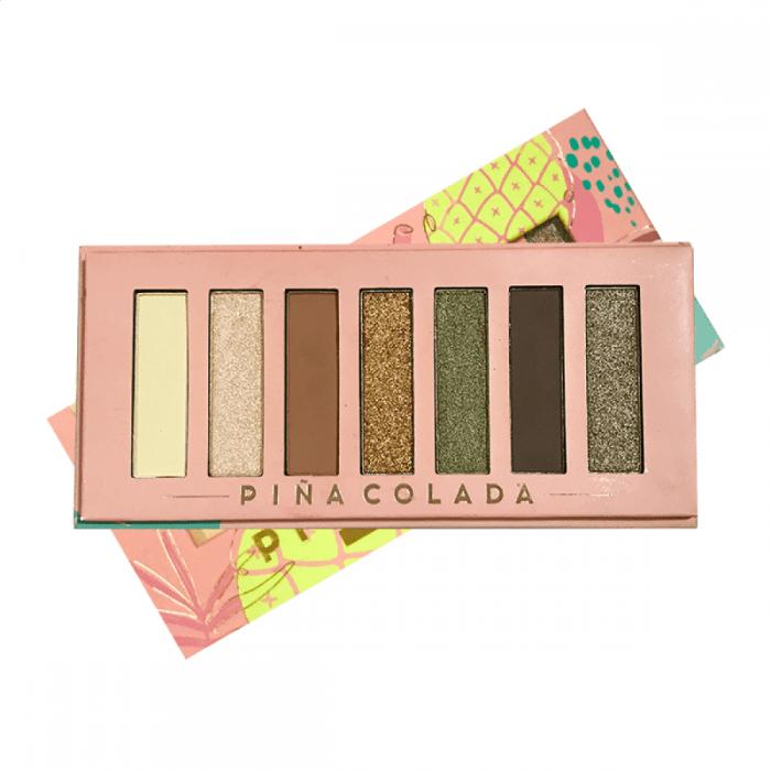 Paleta de Sombras Pina Colada - Ruby Rose - HB1055 (big)